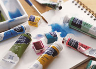 Cotman Watercolour Paints